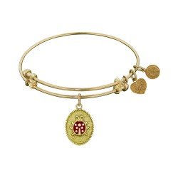 Angelica Ladybug Bangle