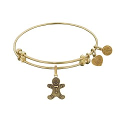 Angelica Gingerbread Man Bangle
