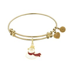 Angelica Frosty The Snowman Bangle