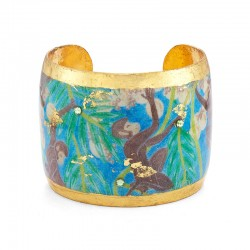 Mischievous Monkeys Cuff