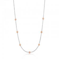 Orbit Beaded Necklace