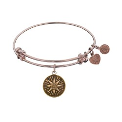 Angelica Compass Bangle