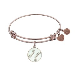 Angelica Baseball Bangle
