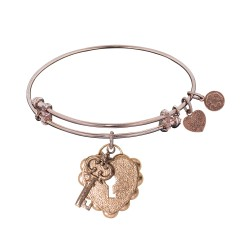 Angelica Key To My Heart Bangle
