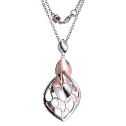 N0804 ROSE PETAL Necklace