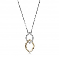 N10006YWZ17 Wave necklace