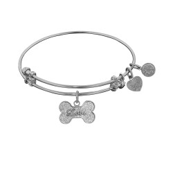 Angelica Bone with Love Bangle