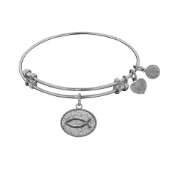 Angelica Christian Fish Bangle