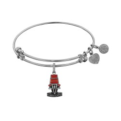 Brass White The Voice Chair Charm for Angelica Bangle