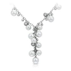 Indulgence Grey Necklace