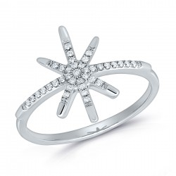 Diamond Celestial Ring