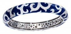 Royale Blue Bangle