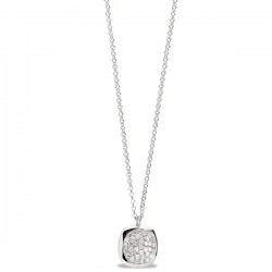 N0325 Cushions Necklace