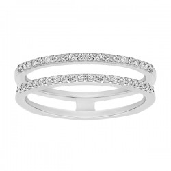 Double Classic Diamond Band