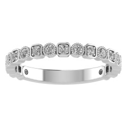 Bohemian Alternating Tiara Band