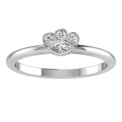 Imprinted Tiara Band