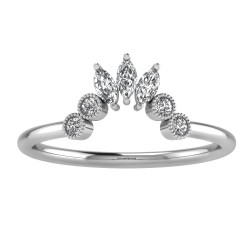 Snow Queen Tiara Band