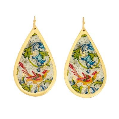 Firenze Teardrop Earrings