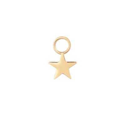 Celeste Lucky Star Earring Charm