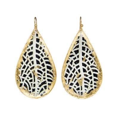 Chantal Teardrop Earrings