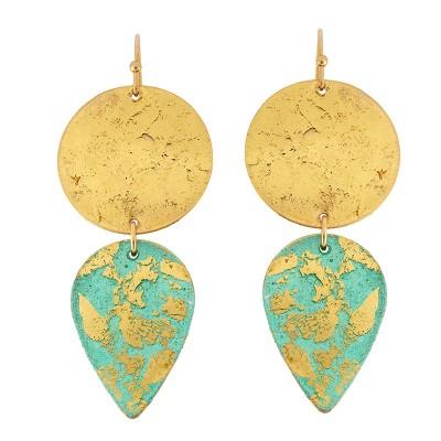 Turquoise Gala Earrings