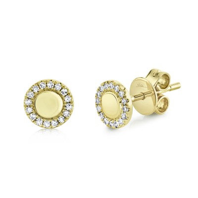0.10Ct Diamond Stud Earring