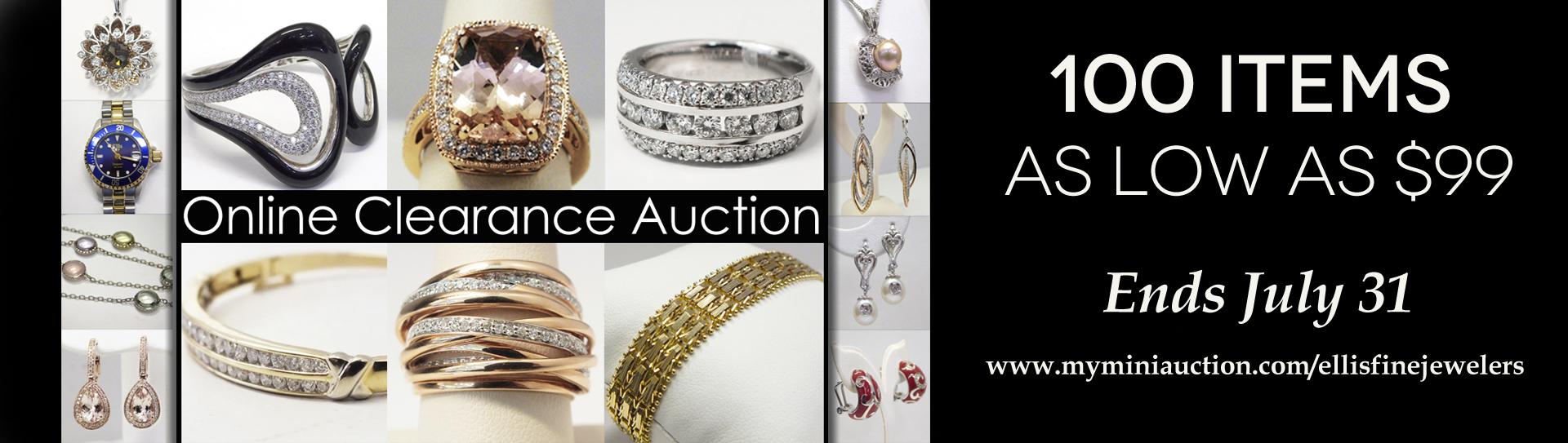 Clearance Auction