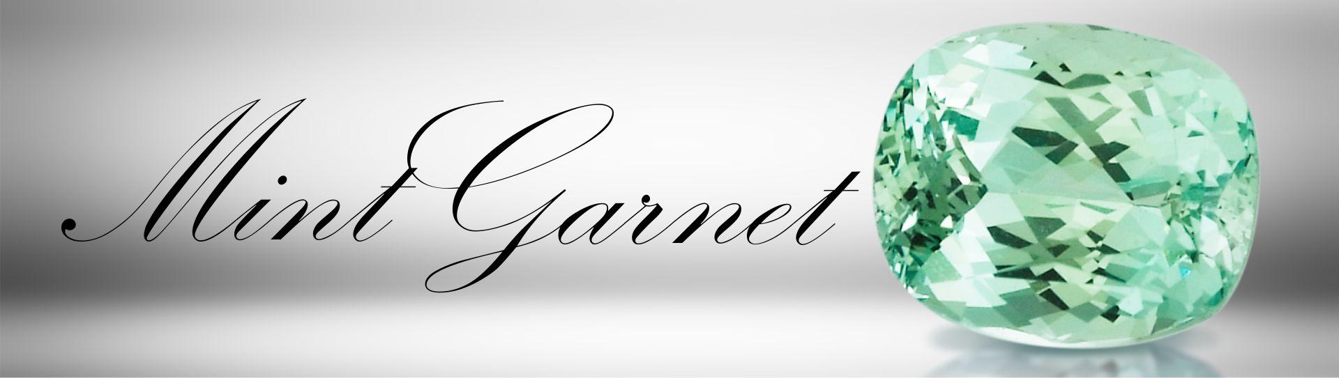 Mint Garnet