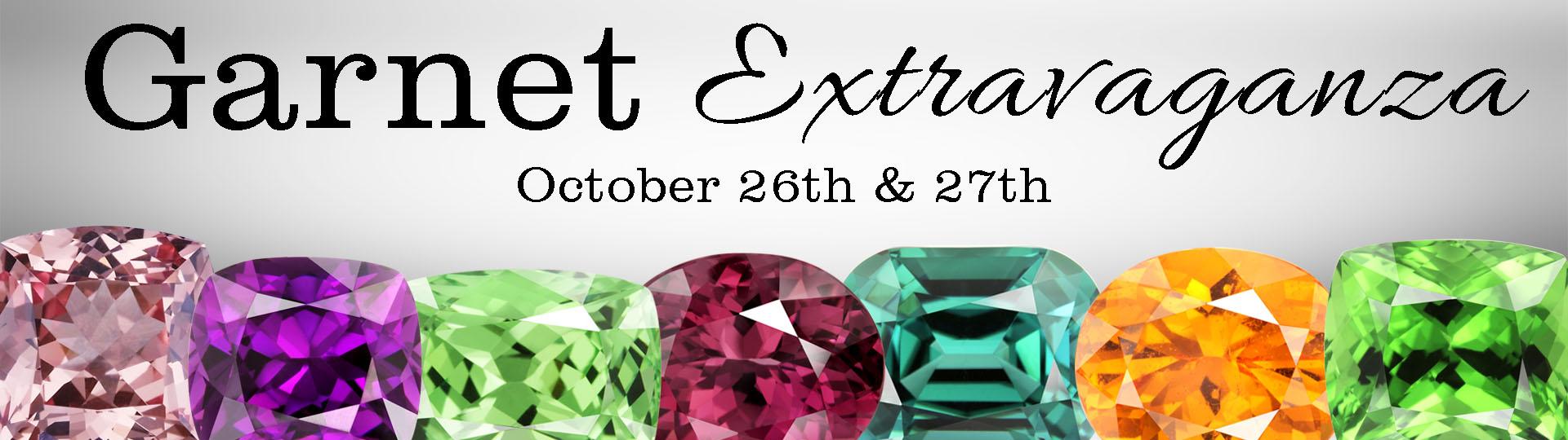 October Garnet Extravaganza