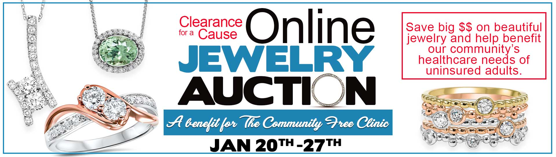 Clearance for a Cause