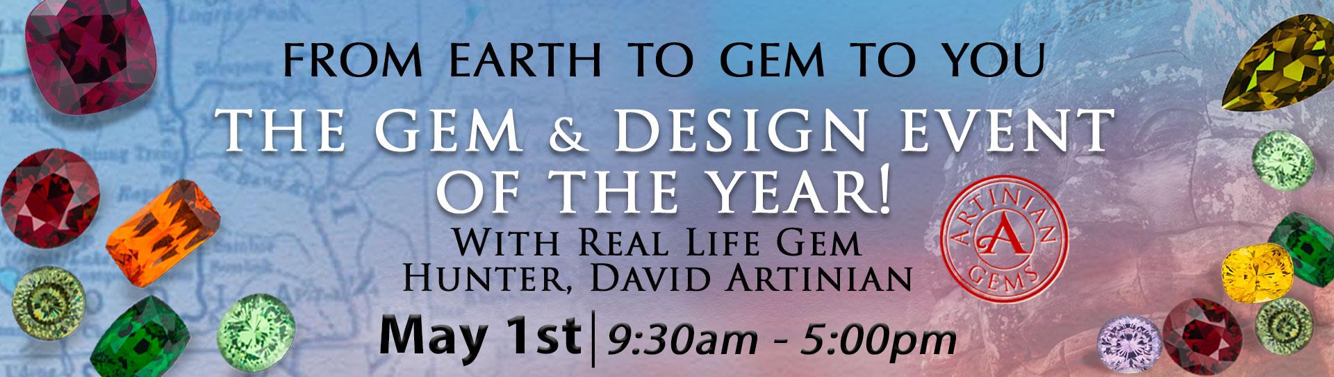 The Gem and Design Event