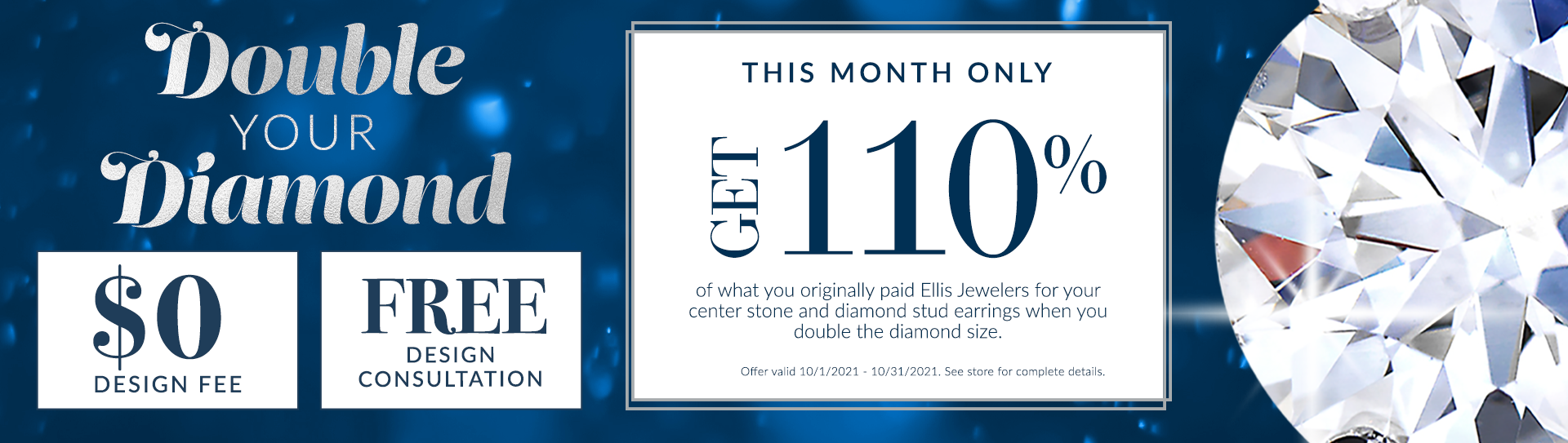 Double your Diamond Month