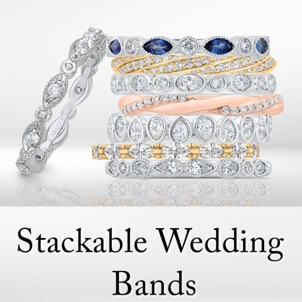 Stackable Wedding Bands